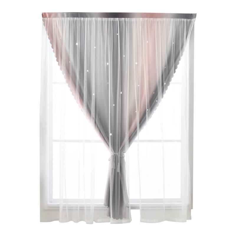 พร้อมส่งผ้าม่านหน้าต่าง ผ้าม่านประตู ผ้าม่าน UV สำเร็จรูป กั้นแอร์ได้ดี และทึบแสง กันแดดดี ติดแบบตีนตุ๊กแก จำนวน 1ผืน