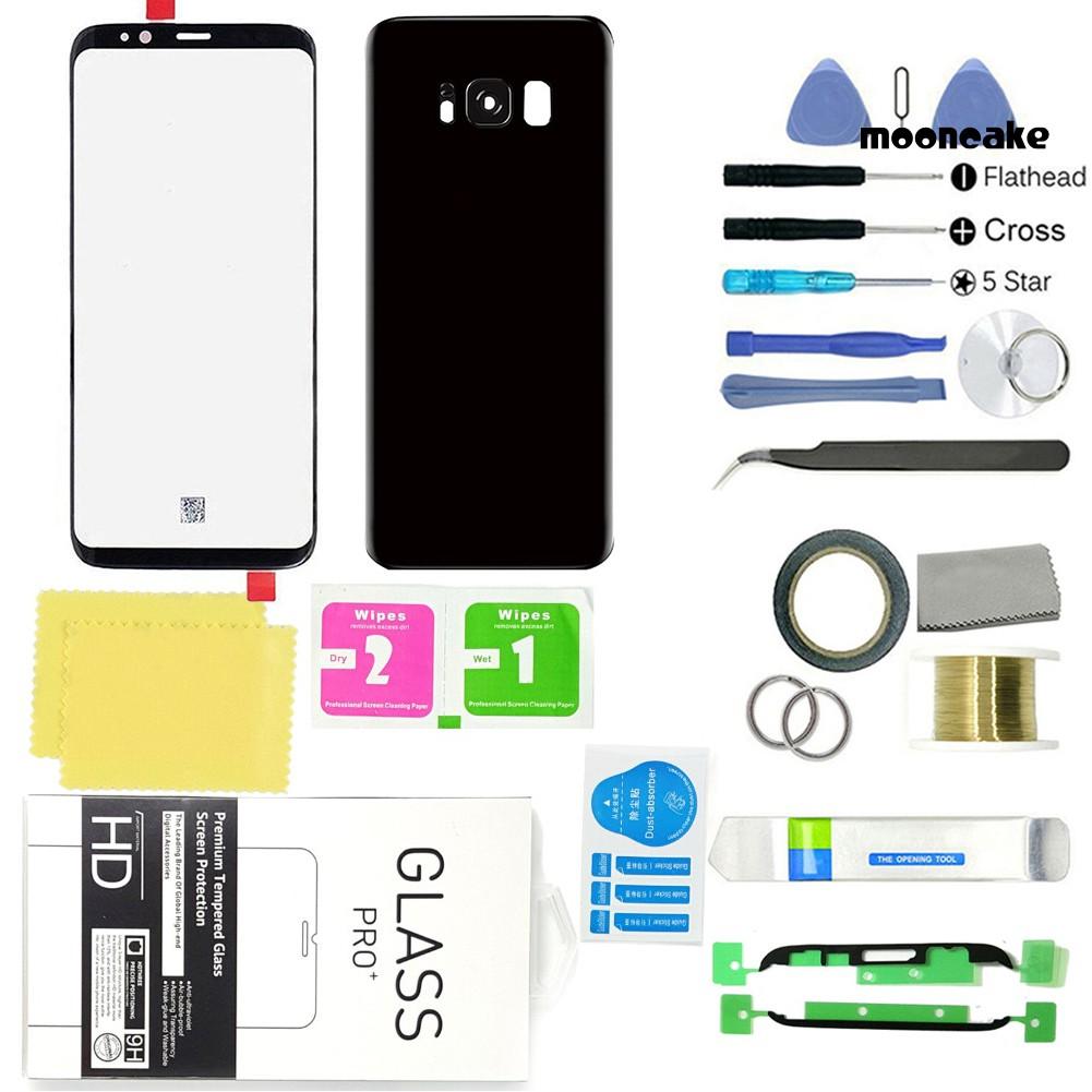 ชุดอะไหล่หน้าจอสําหรับ Samsung S 8 Plus