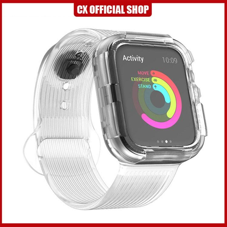 สาย apple watch replace Strap iWatch Strap Series 5/4/3/2/1 ขนาด 38มม 40มม 42มม 44มม