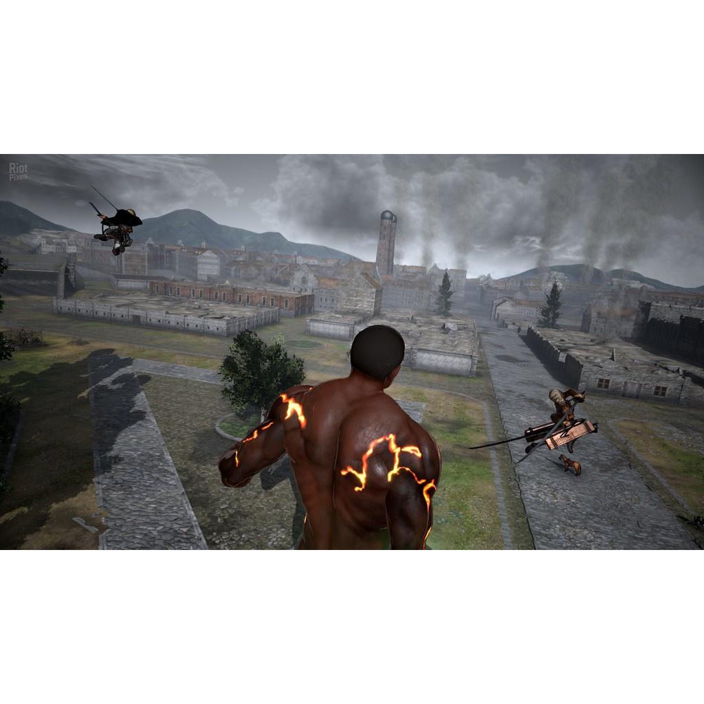 ♂❄[PC GAME] แผ่นเกมส์ Attack on Titan 2: Final Battle PC