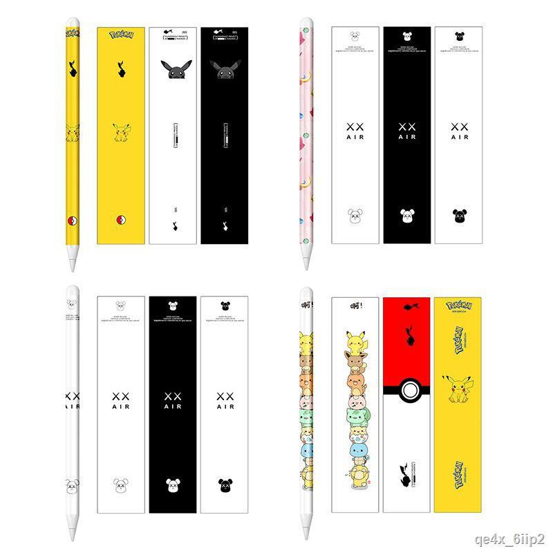 สินค้าดี❁✽◊apple pencil sticker capacitor pen ipad generation film protective cover ipencil second stylus tip non-slip