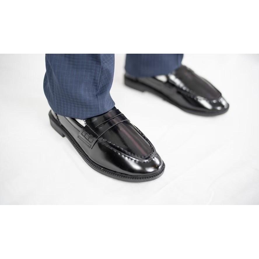 รองเท้าเด็กชายคัชชูดำ