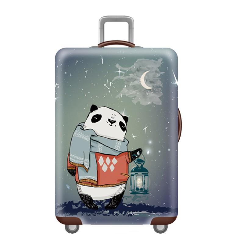 29-32นิ้วกระเป๋าเดินทางการเดินทางครอบป้องกันแคมป์ปิ้งกระเป๋าเดินทาง ฝาครอบกันน้ำรถ เคส