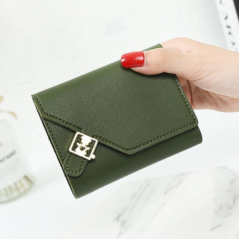 กระเป๋าสตางค์ใบสั้นสำหรับผู้หญิง peach ผู้หญิง กระเป๋าตัง forever กระเป๋า rfid กระเป๋าตังค์ charles coach ผู้หญิง