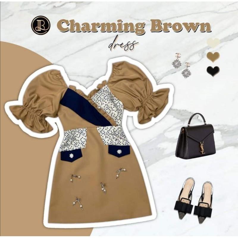 charming brown ของ blt brand มี xs คะ ใส่ยังไงก็สวย เซ๊กซี่กับสีน้ำตาลคะ