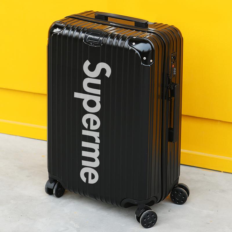 กระเป๋าเดินทางล้อลาก CODกระเป๋าเดินทางสีแดงเพศหญิงบุคลิกภาพน้ำกระเป๋าเดินทางล้อชายins20-นิ้ว24ปี่เซียงซี28รหัสผ่านกระเป๋