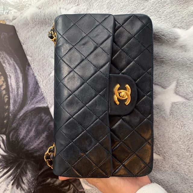 D:#01603 Chanel Vintage Classic 9
