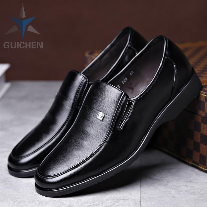 GC⚡ รองเท้าคัชชู รองเท้า รองเท้าหนังแบบผูกเชือก รองเท้าหนังแท้ รองเท้าโลฟเฟอร์ ผู้ชาย loaferรองเท้าหนังแฟชั่น 02 lRBv