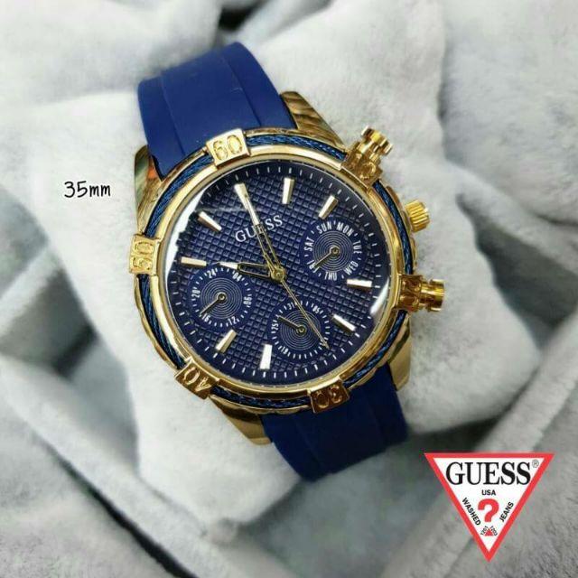 Guess watch นาฬิกาข้อมือผู้หญิง 🔥พร้อมส่ง มีชำระเงินปลายทาง