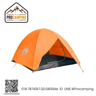 Review Coleman Airdome Lite 2P
