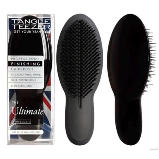 Tangle Teezer The Ultimate The Profressional Finishing Hairbrush For Smoothing and Shine