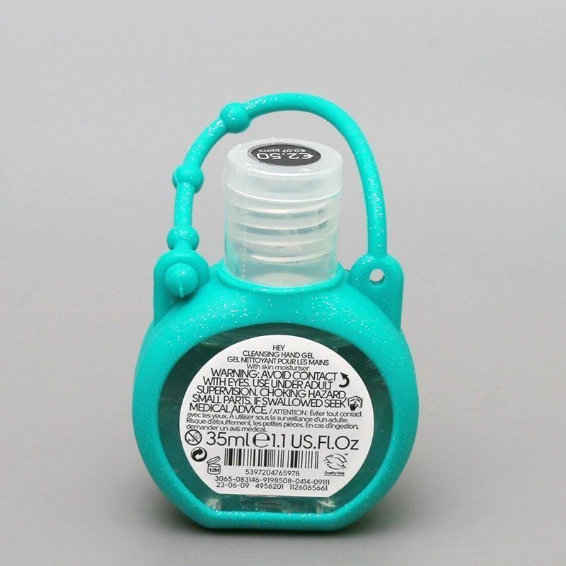 MINISO Love Hand Sanitizer เจลล้างมือแบบพกพาสำหรับเด็กฆ่าเชื้อเจลฆ่าเชื้อ Antibacterial Cleaning Essentials for school