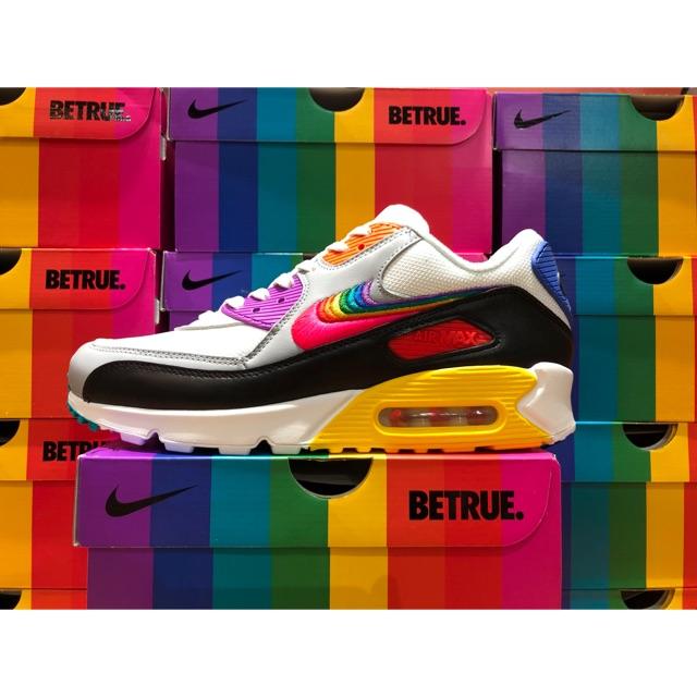 Nike Air Max 90 'BETRUE'🌈