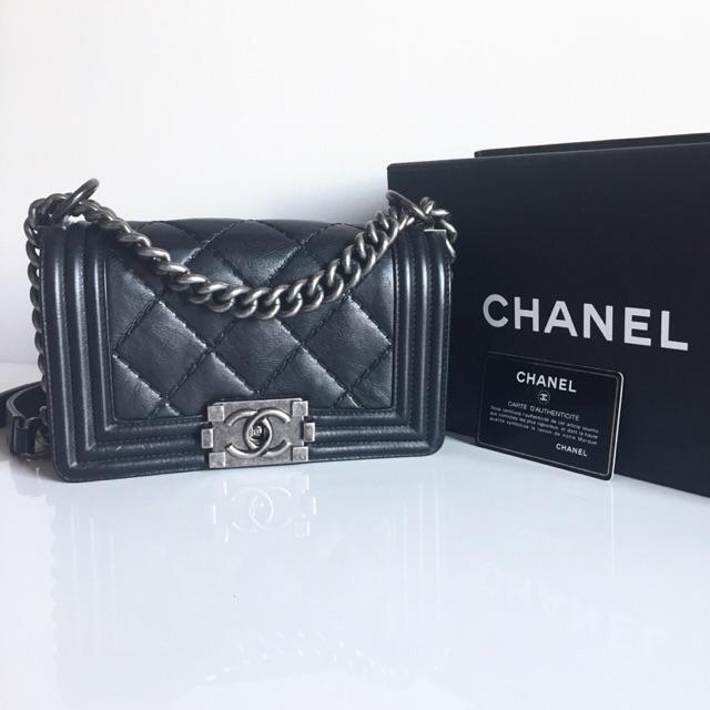 Chanel boy 8