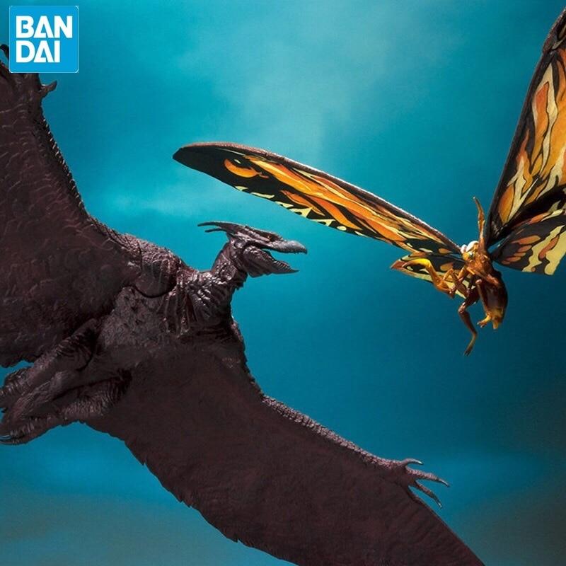 2019 Movie Gojira 2 Mothra & Rodan Action Figure 18cm Model Godzilla PVC Action Figure Collectible Model Toy