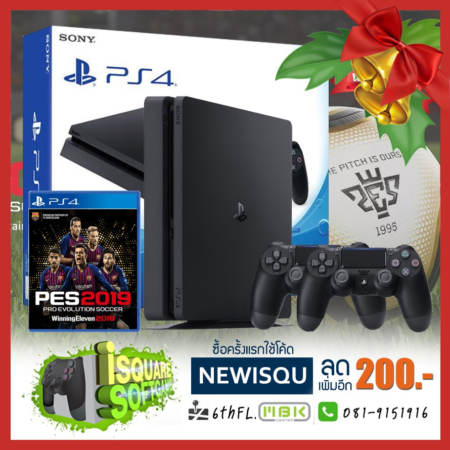 Ps4 Slim 500gb Days Of Play Limited Edition Sony 1 Cuh 2106a Jet Black Hits Bundle
