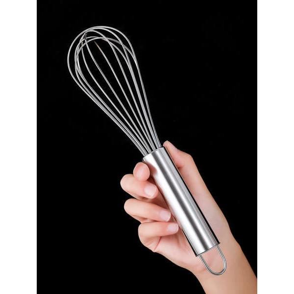 ❀ เครื่องปั่น ❀ ☟หัวตีสแตนเลส, ตะกร้อมือ, ตะกร้อมือ, ตะกร้อ, ตีไข่, ครีมไข่, เครื่องมือทำขนมในครัวเรือน♫