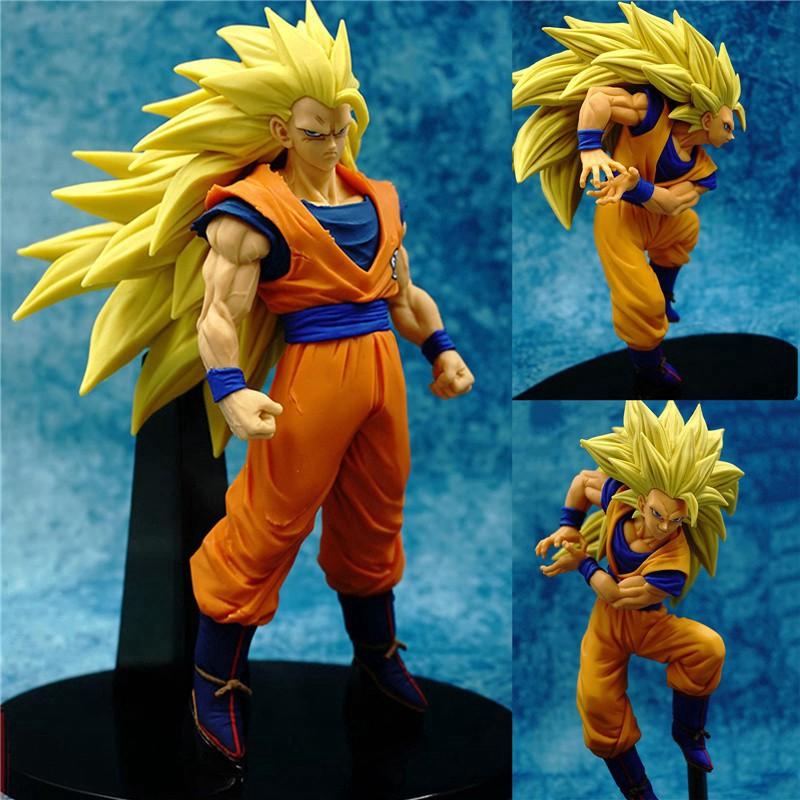ฟิกเกอร์ Dragon Ball Z Son Goku Super Saiyan
