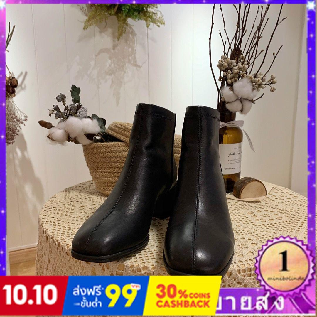 ⭐👠รองเท้าส้นสูง หัวแหลม ส้นเข็ม ใส่สบาย New Fshion รองเท้าคัชชูหัวแหลม  รองเท้าแฟชั่นมาร์ตินรองเท้าผู้หญิงรองเท้าหนังคลื