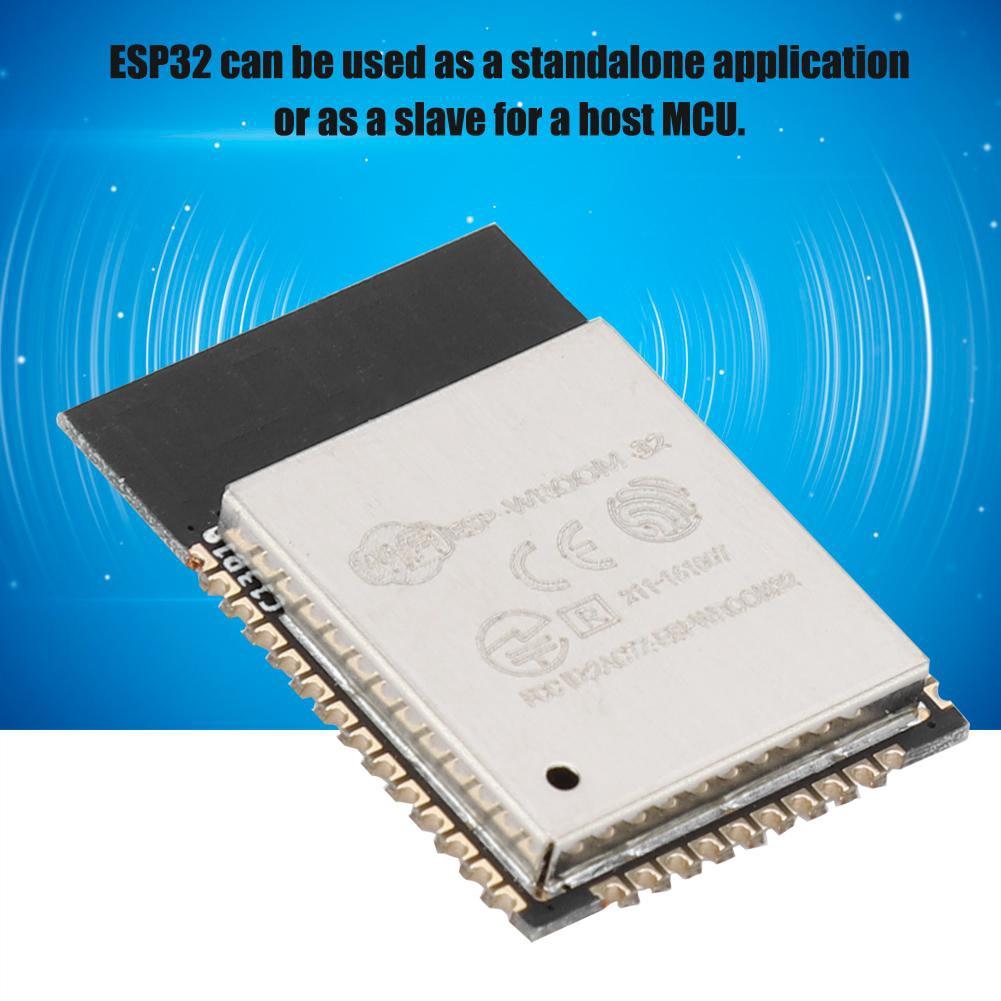 ESP-wroom-32 ESP32 ESP 8266 WiFi / WLAN + โมดูลบลูทูธ Dual