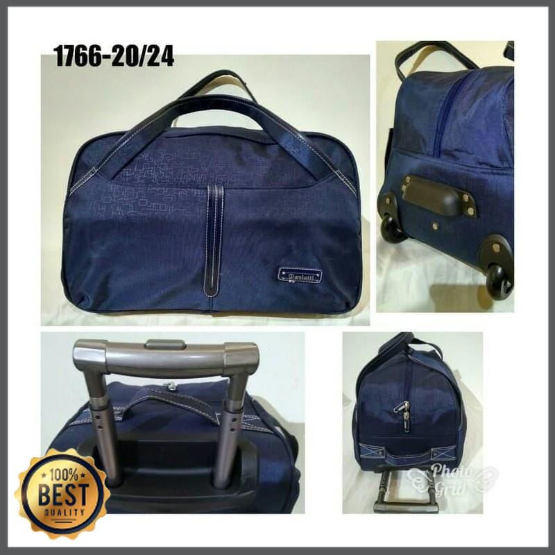 กระเป๋าเดินทางกระเป๋าเดินทาง 24 นิ้ว - สีดํา Kp - 0014-912