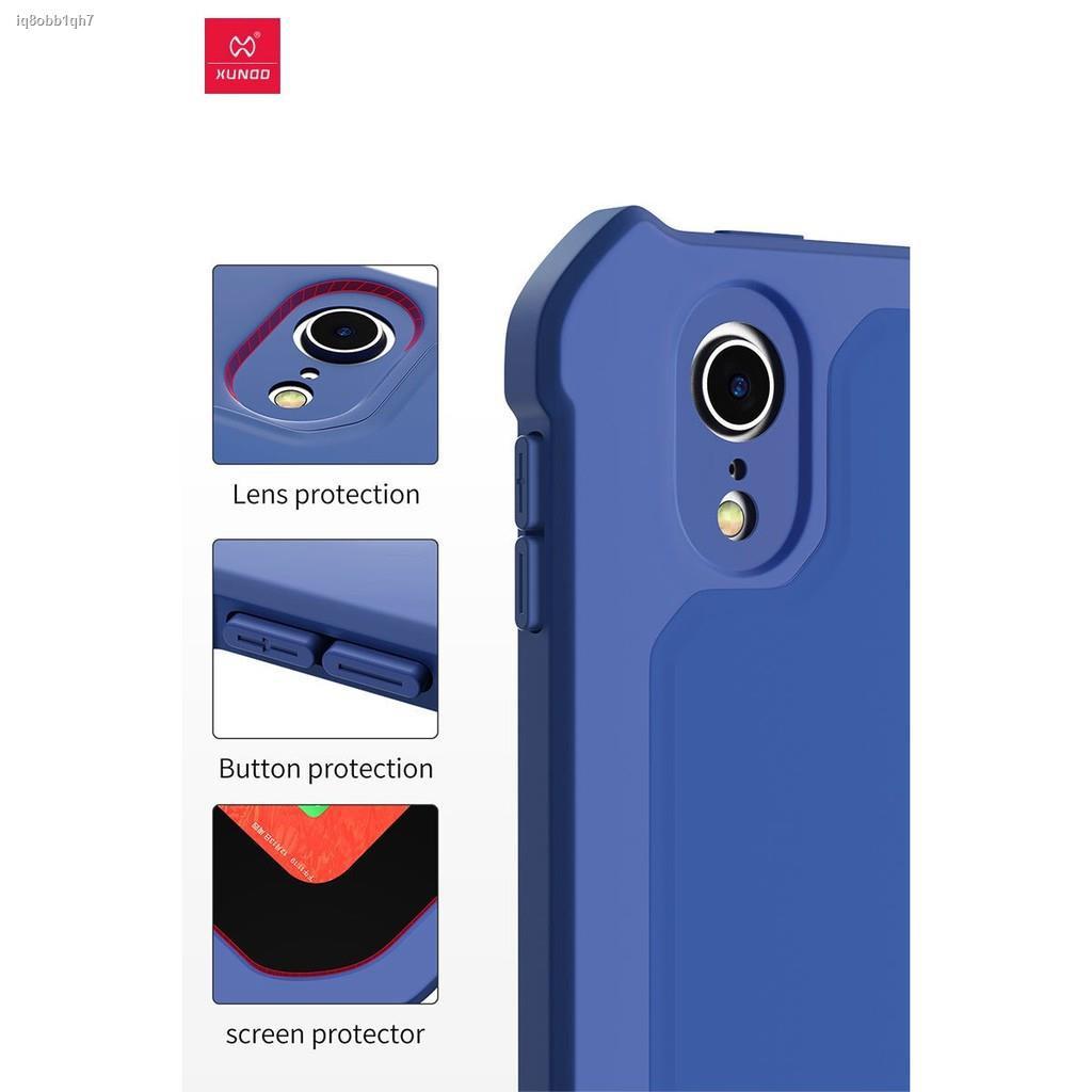【Lowest price】✇▧☍Xundd Leather Case เคสปากกา ipad กันกระแทก ถาด ใส่ปากกา apple pencil เคส สำหรับ ไอแพด Gen7 10.2 Air