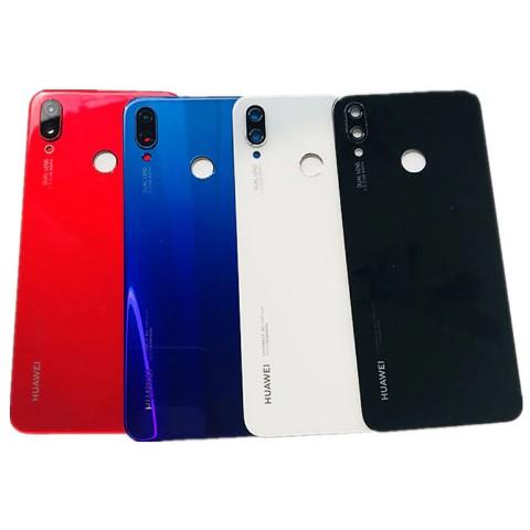 ฝาหลัง Huawei Nova 3i  พร้อมกระจกเลนส์กล้อง ฝาครอบแบต Huawei Nova 3i