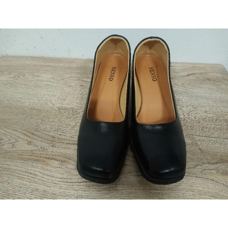รองเท้าคัชชูสีดำไซต์41