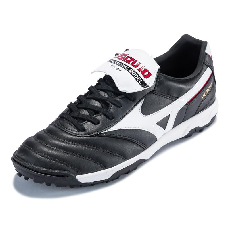 ⊱⌘Mizuno / Mizuno คอลลอยด์เล็บหักรองเท้าฟุตบอลผู้ชาย MORELIA II AS P1GD181401เรื่องกอล์ฟ 高尔夫用品