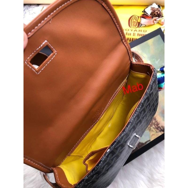 กระเป๋า Goyard กระเป๋า crossbody Goyard สตรี (งานเกรดมิลเลอร์)perfume dessert KHid