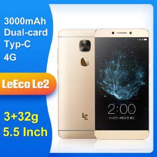 LeTV LeEco Le 2 X 620 5 5 inch 3000 mAh Fast Charging Fast RAM 32 GB ROM  Helio X 20 2 3 GHz ten Core 4G
