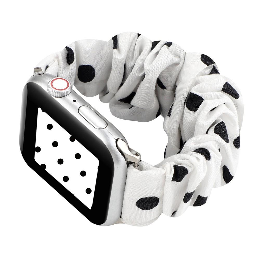 สายนาฬิกาข้อมือยางยืดสําหรับ Apple Watch Band Series 5