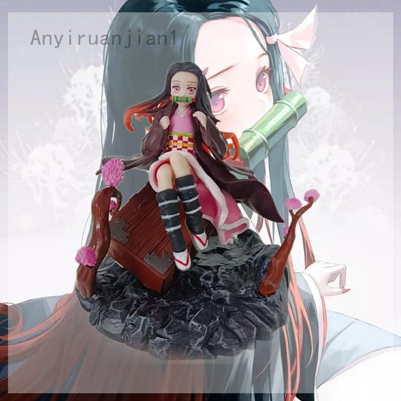 Demon Slayer Kimetsu no Yaiba PVC Japanese Anime Action Figure Model