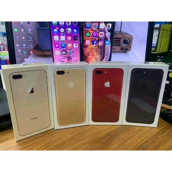 มือถือมือสองiPhone 7 plus 128gb TH มีทุกสี  มือ1ใหม่ แกะ กล่อง iphone 8 plus 64G