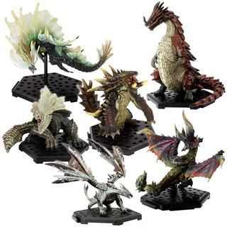 Review CAPCOM FIGURE BUILDERS MONSTER HUNTER STANDARD MODEL PLUS THE BEST VOL.7.8