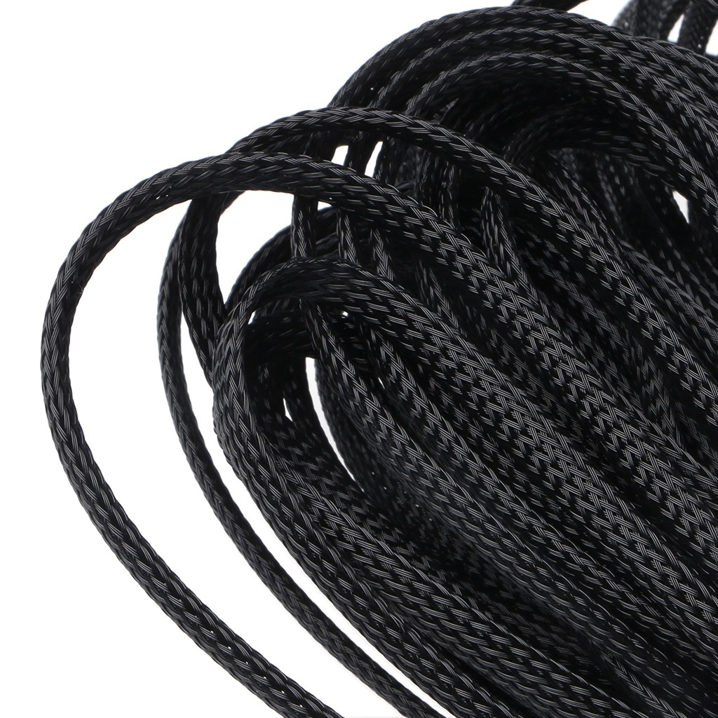 wiring harness protection braided sleeving sheathing braid cable wiring harness loom  braided sleeving sheathing braid cable