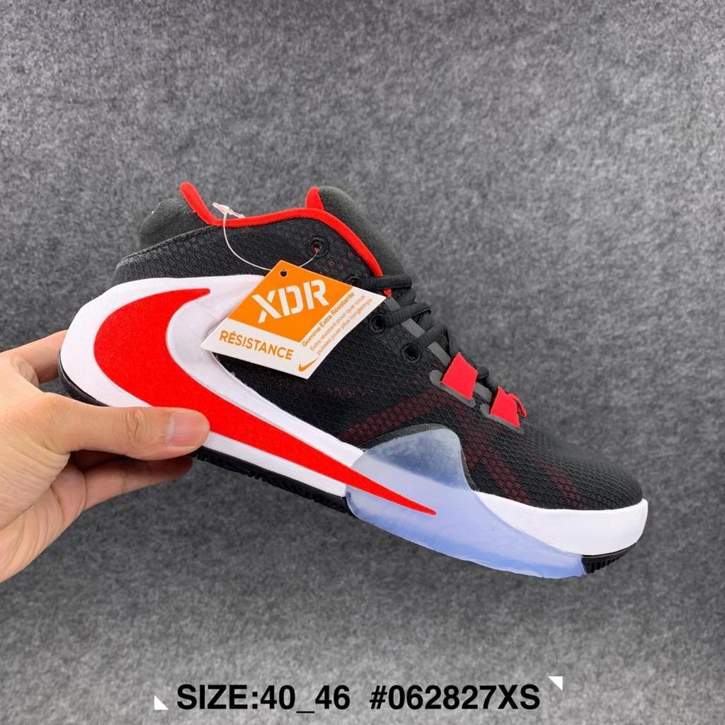 ocio en sentar  รองเท้าผ้าใบ NIKE ZOOM Freak 1 giannis antetokounmpo NBA สำหรับผู้ชาย |  Shopee Thailand