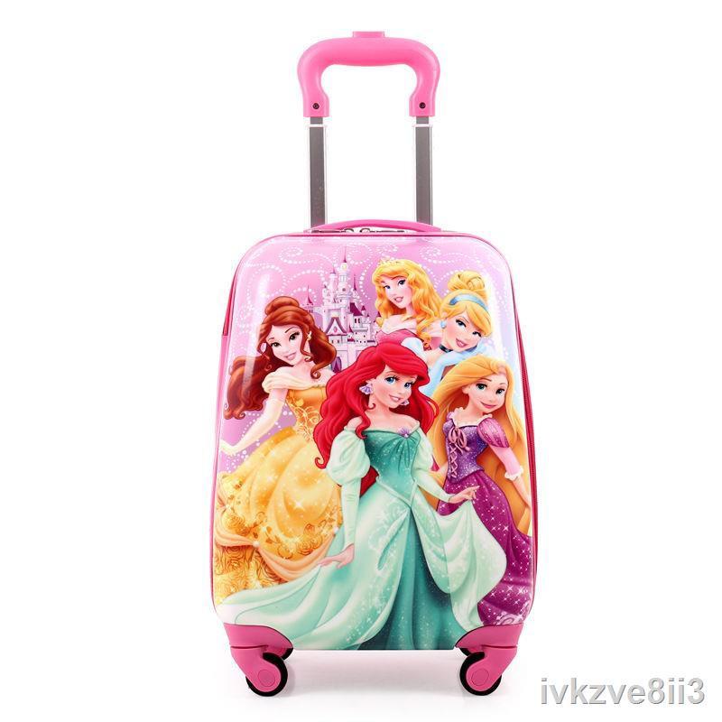 รถเข็นเด็กน่ารัก, ล้อสากล, กระเป๋าเดินทางเด็กประถม, กระเป๋าเดินทางเจ้าหญิงของสาว ๆ , กระเป๋าเดินทาง, 18 นิ้ว 20