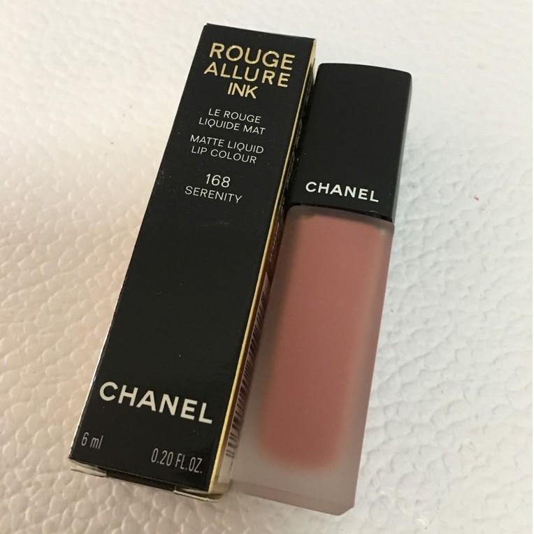 Chanel Lip Allure Liquid Colour Ink Matte Rouge