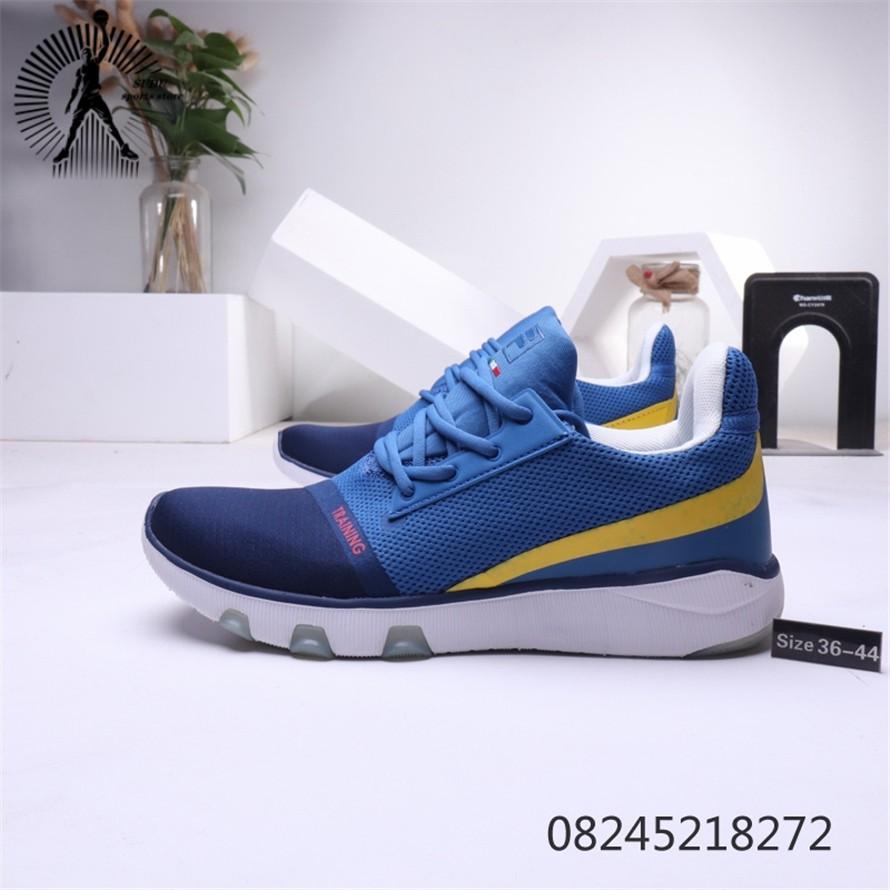 FILA รองเท้าผู้ชายรองเท้าผ้าใบแฟชั่นรองเท้าวิ่ง292
