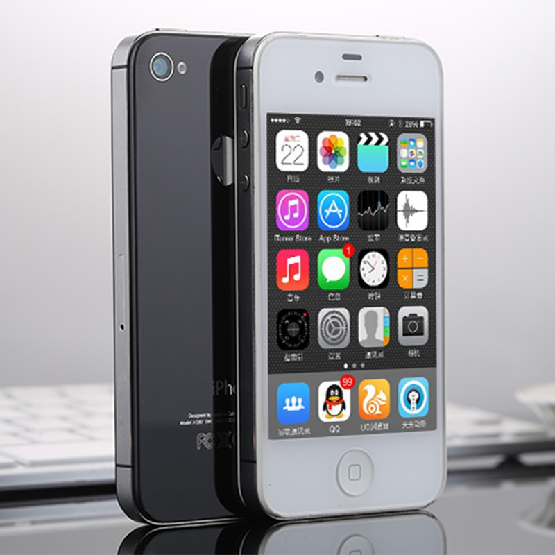 iphone 4s 32GB White ของแท้ GPP Not Lock มือสอง iPhone #COD
