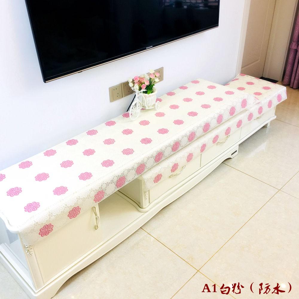 วอลเปเปอร์ ✠PVC bronzing กันน้ำทิ้งเคาน์เตอร์ทีวีผ้าโต๊ะกาแฟโต๊ะข้างเตียงผ้าคลุมตู้รองเท้าผ้าปูโต๊ะสี่เหลี่ยม
