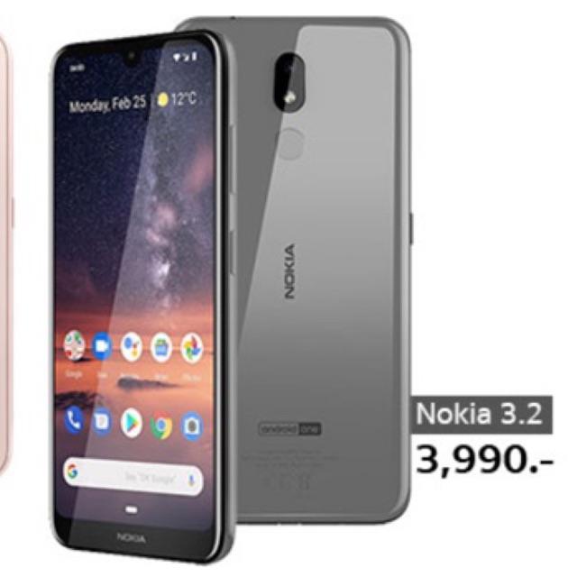 Nokia 3 2 เครื่องศูนย์ไทย