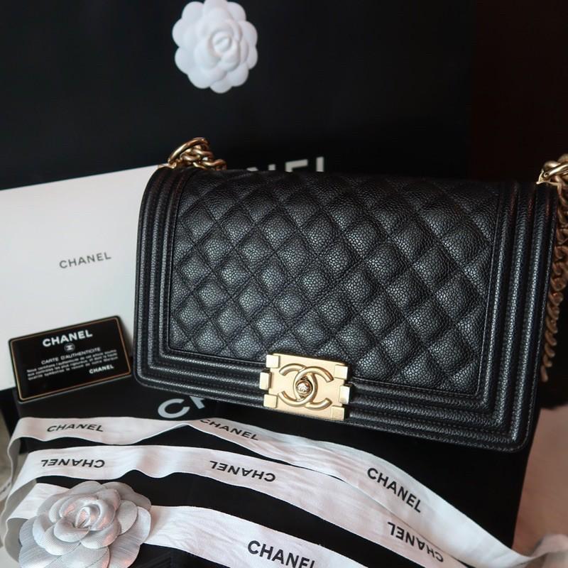"""Chanel boy 10"""" holo 23"""