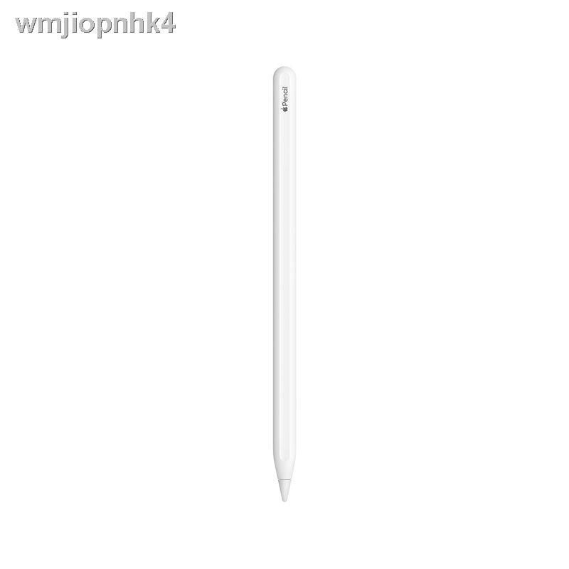 สินค้าขายดีApple Pencil ของแท้ของธนาคารแห่งชาติรุ่นที่สอง iPad Pro เขียนด้วยลายมือไวต่อแรงกดสัมผัส 2 ปากกา capacitive