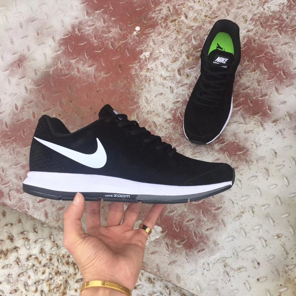 รองเท้าที่ไม่เป็นทางการ Asli Nike Zoom Winflo 5 AA406-011 39-45 ... d225ef382