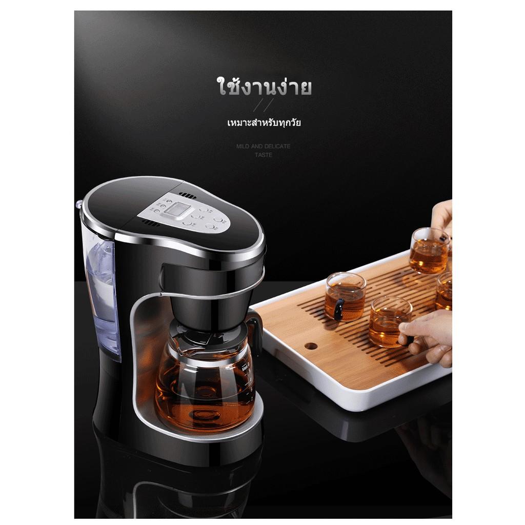 เครื่องชงกาแฟ เครื่องชงกาแฟเอสเพรสโซ เครื่องทำกาแฟขนาดเล็ก เครื่องทำกาแฟกึ่งอัตโนมติ