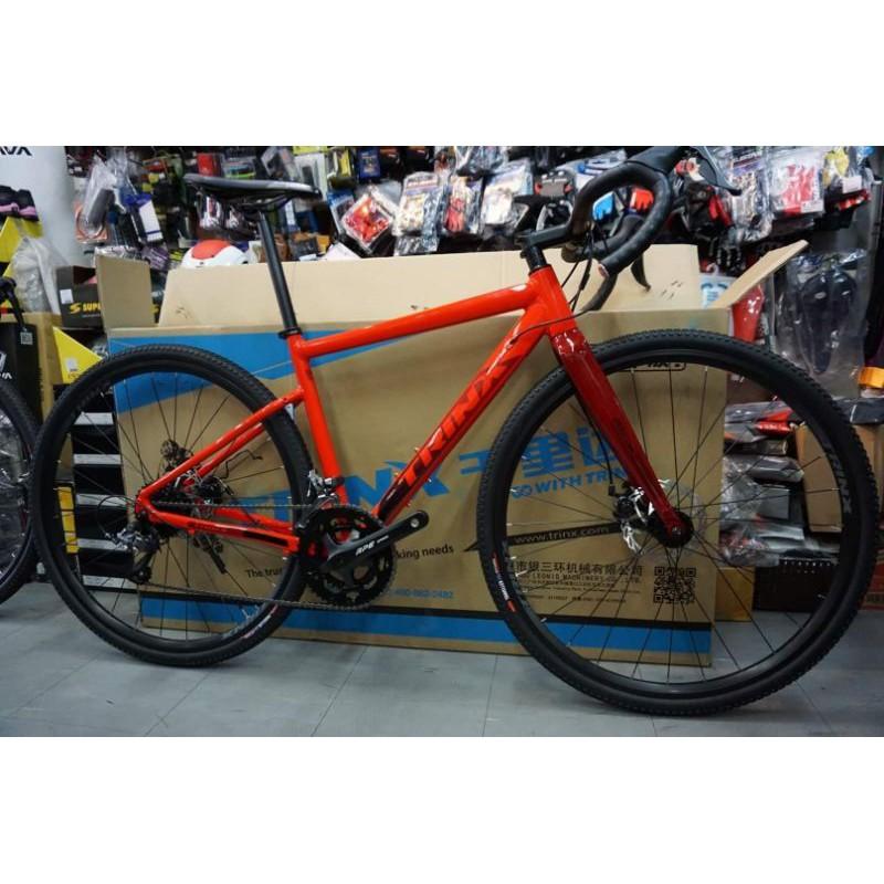 จักรยานเสือหมอบไซโคลครอสTRINX CLIMBER 2.1