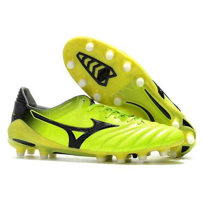 MIZUNO MORELIA NEO II FG รองเท้าฟุตบอล ใหม่ รองเท้าสตั๊ด รองเท้าฟุตบอลที่ราคาถูกที่สุดในนี้ รองเท้าฟุตบอล ฝึกรองเท้า