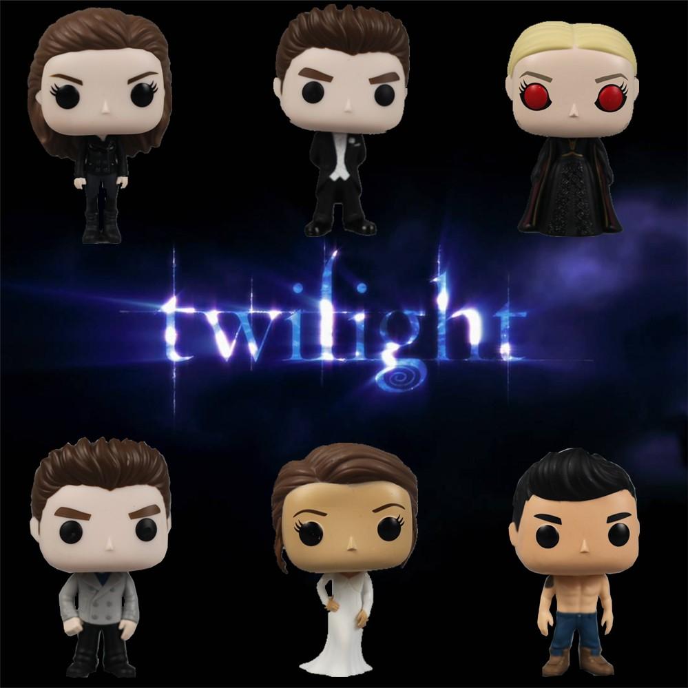 Funko Pop Twilight Vampire Twilight Love Together กระดิ่งสําหรับใช้ในการตกแต่งบ้าน